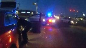 9-year-old driver, sister crash into semi-truck on Utah freeway