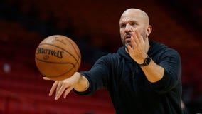 Dallas Mavericks officially name Jason Kidd new head coach, Nico Harrison as general manager