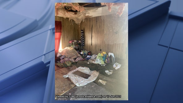 Parker County Sheriff's Department rescues animals from abandoned home with miserable conditions