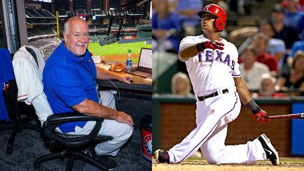 Adrian Beltre, Chuck Morgan selected to Texas Rangers Baseball Hall of Fame