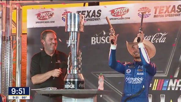 Texas Motor Speedway's Eddie Gossage steps down after 25 years