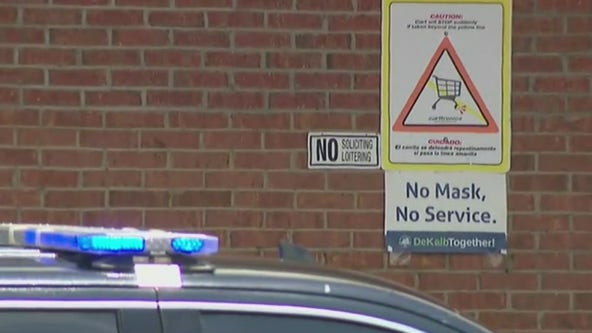 Cashier dead, deputy injured after dispute with man over a mask, GBI says