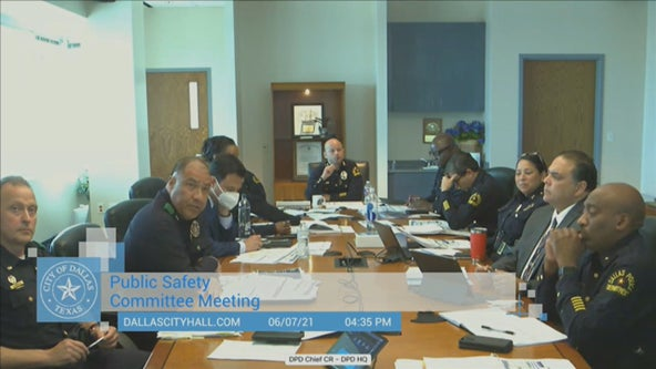 Dallas police chief says crime reduction plan is already showing results
