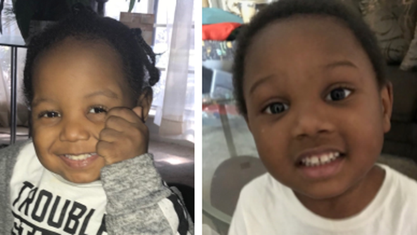 Amber Alert issued for Dallas boys, 2 and 4, believed to be with murder suspect