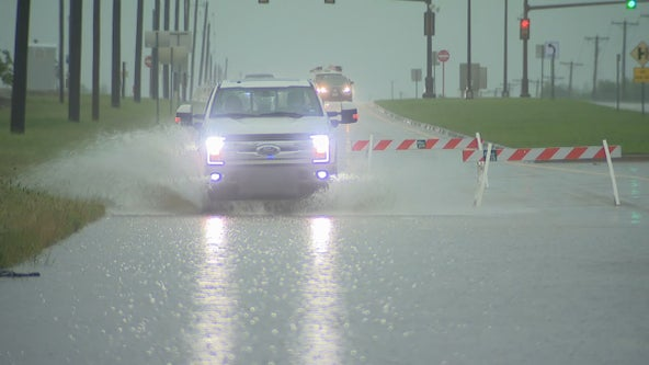 Tarrant County first responders see slew of weather-related incidents