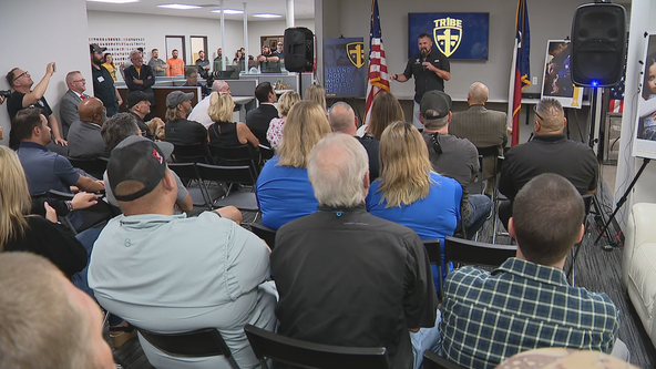 North Texas non-profit expands mission from veterans to include first responders