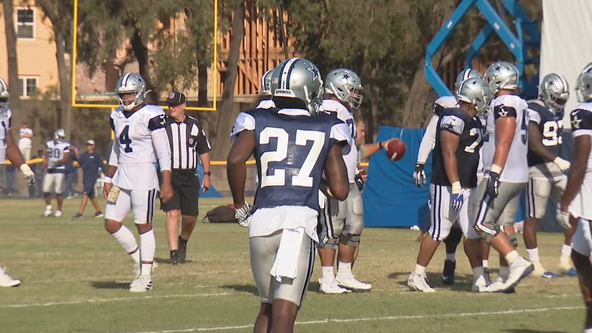 Dallas Cowboys returning to Oxnard, California for training camp in July