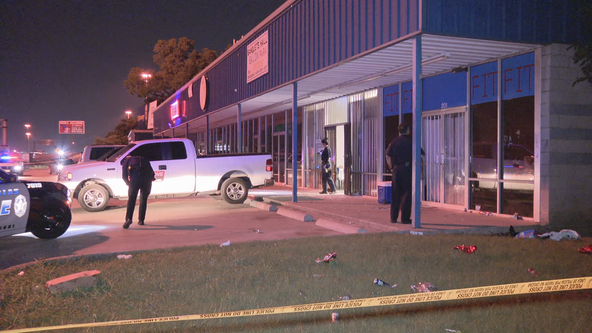2 kids among 8 shot after fight between separate groups celebrating birthday, graduation in Dallas