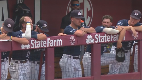 Dallas Baptist loses 5-2 to Virginia, season ends one game shy of CWS