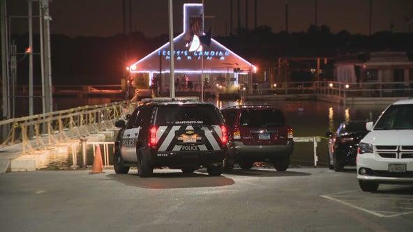 Man found dead in water near Grapevine Lake marina