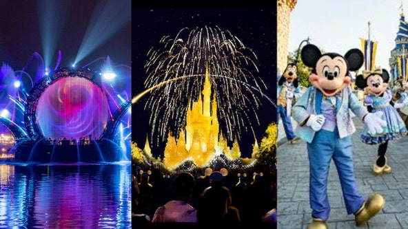 Disney's 50th anniversary: An outline of events just announced
