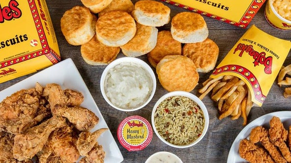 Fried chicken favorite Bojangles to open locations across North Texas in 2022