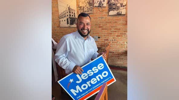 New Dallas council member Jesse Moreno discusses scooters, I-345, affordable housing