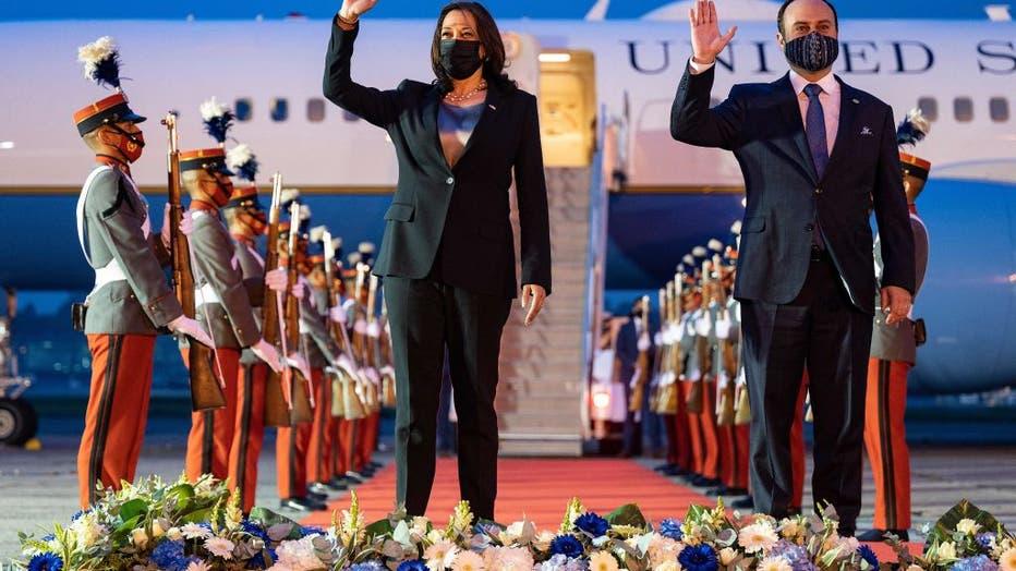 GUATEMALA-US-POLITICS-DIPLOMACY
