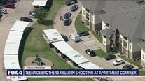Brothers, 13 and 17, killed in shooting at Arlington apartment complex