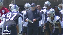 Coach Mike McCarthy discusses how he feels his time with the Cowboys has been so far
