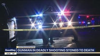 Gunman in deadly Fort Worth shooting stoned to death