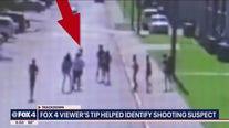 FOX 4 viewer tips help identify shooting suspect