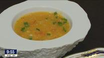 Golden gazpacho