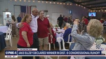 Republican Jake Ellzey wins North Texas U.S. House seat over Trump-backed Susan Wright