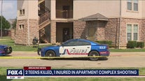 Two teens killed, one injured in Arlington apartment shooting