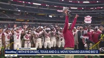 Analysis: What's next for Texas, OU and Big XII schools