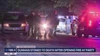 Gunman in deadly Fort Worth shooting stoned to death by angry mob