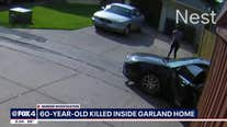 60-year-old woman found shot to death inside Garland home