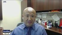 Parkland's Dr. Joseph Chang discusses Delta variant, growing COVID-19 spread