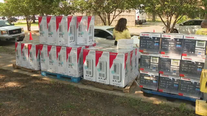 Heat relief resources offered to Dallas residents struggling to stay cool