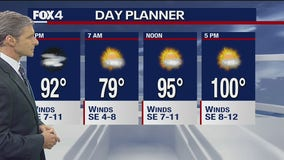 July 26 evening forecast