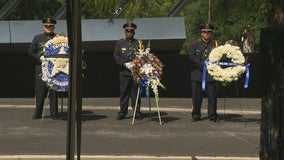 5 Years Later: Memorial service held for 5 officers killed in Downtown Dallas ambush