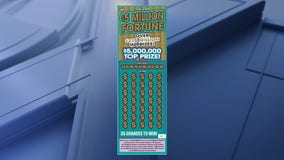 $5 million won from scratch ticket bought at Dallas Kroger