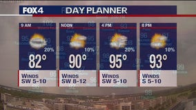 July 18th Weather Forecast