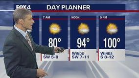 July 30 overnight forecast