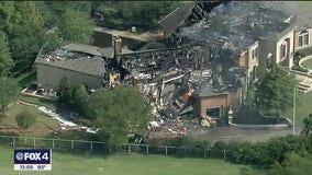 Fire destroys multi-million dollar Southlake mansion