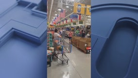Video shows Haslet Walmart shoppers breaking out in national anthem over July Fourth weekend
