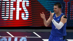 Luka Doncic, Slovenia one win shy of an Olympic berth
