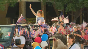 Southlake diver Hailey Hernandez given send-off before she heads to the Olympics