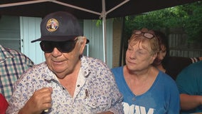 McKinney veteran receives newly-built, mortgage-free home in July Fourth celebration
