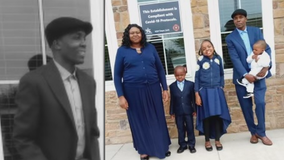 Arlington police continue search for driver who killed father of three