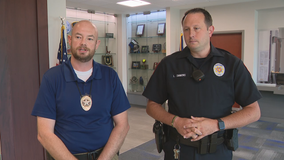 North Richland Hills, Bedford officers help save woman trapped in smoky vehicle