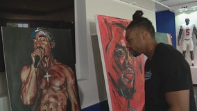 SMU football player can now earn cash as an artist because of Texas' new law