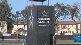 Dallas Cowboys return to Oxnard for training camp