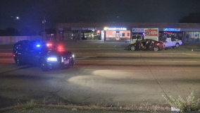 Search continues for driver who fled following fatal crash in Arlington