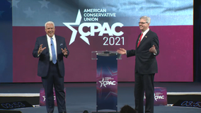 Conservative Political Action Conference gets underway in Dallas