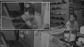 Suspect steals $18,000 worth of merchandise from Dallas clothing store