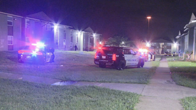 Man in critical condition after shooting outside Dallas apartments
