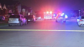 Man found fatally stabbed in Forney