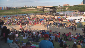 North Texans were out in force celebrating Independence Day with in-person events